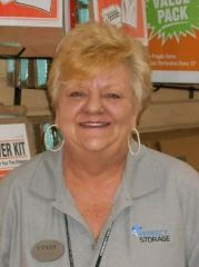 Photo of Cindy Tente, the Manager at A Perfect Storage in Taylors, SC.